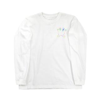 仲良くズ Long sleeve T-shirts