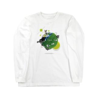 CLEAN Long sleeve T-shirts