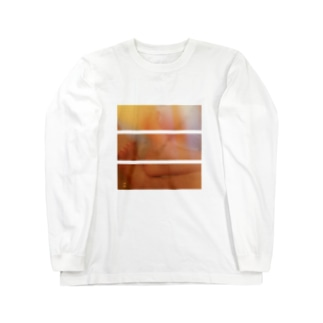 foot Long sleeve T-shirts