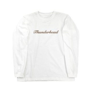 入道雲 Long sleeve T-shirts