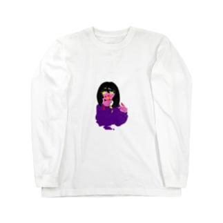 はなぢ Long sleeve T-shirts
