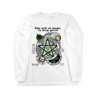 The mid magic_透過最新 Long sleeve T-shirts