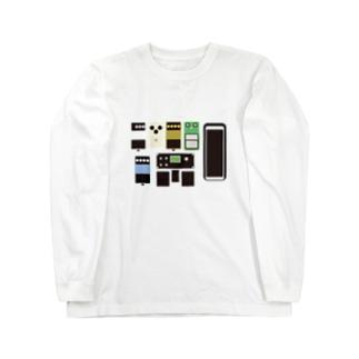 EFFECTOR_1 Long sleeve T-shirts