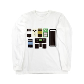 EFFECTOR_1 Long sleeve T-shirts