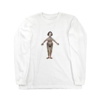 七ヶ月 Long sleeve T-shirts