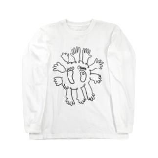 Ha& Long sleeve T-shirts