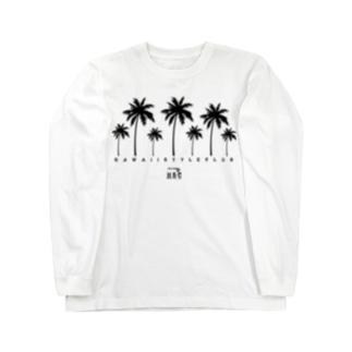 Palm tree Long sleeve T-shirts