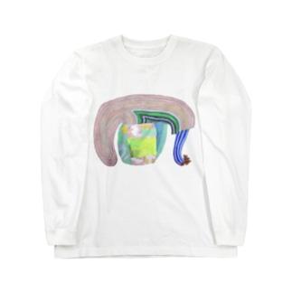 ぐんぐんどーう Long sleeve T-shirts