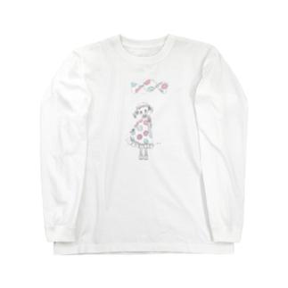 cahoさん Long sleeve T-shirts