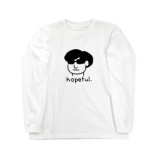 hopeful. Long sleeve T-shirts