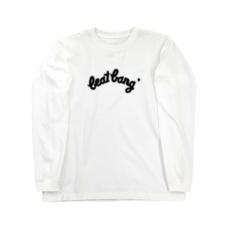 BEATBANG BLACK LOGO Long sleeve T-shirts