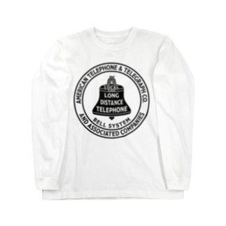 BELL SYSTEM_1900 Long sleeve T-shirts
