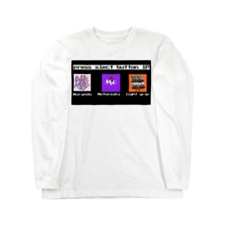 Motonishi×Nurando×light grip Long sleeve T-shirts