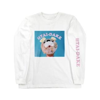IITAI-DAKE Long sleeve T-shirts