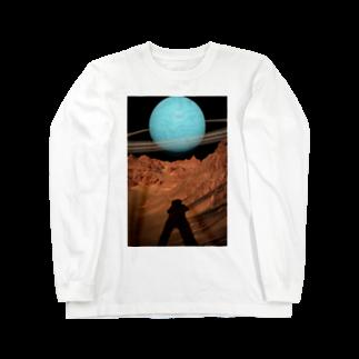 くらりのThe discoverer Long sleeve T-shirts