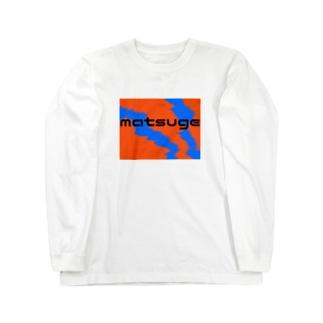 matsuge Long sleeve T-shirts