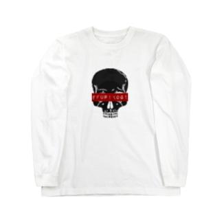 えふりこぎ Long sleeve T-shirts