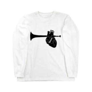 Shinzou Long sleeve T-shirts