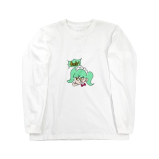 びぶ Long sleeve T-shirts