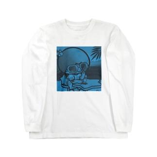 きらきらちゃん Long sleeve T-shirts