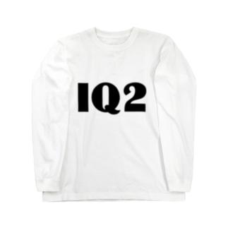 IQ2 Long sleeve T-shirts