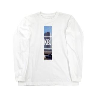 国分寺Tシャツ Long sleeve T-shirts