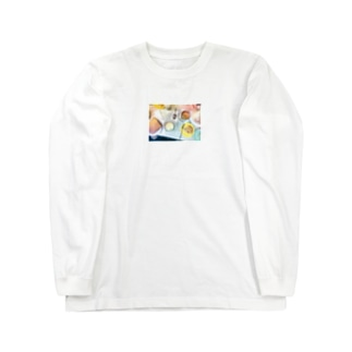 NEVER TOO OLD Long sleeve T-shirts