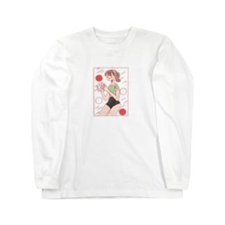 バレーボール Long sleeve T-shirts