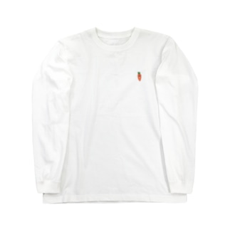 🥕みるも Long sleeve T-shirts