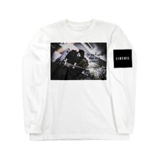 【Pシャツ】Ba.修 × エロックンドールズ001 Long sleeve T-shirts