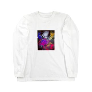グラフィック tokyo Long sleeve T-shirts