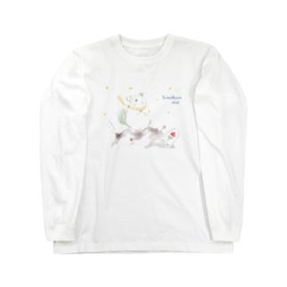 チンチラ星の王子様 Long sleeve T-shirts