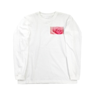 Rose ♡ Long sleeve T-shirts