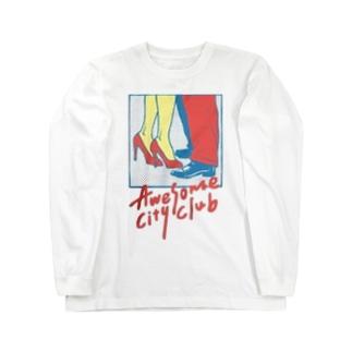 完成版ブート Long sleeve T-shirts