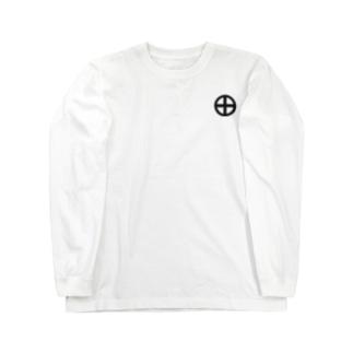 鹿児島 照国神社 ラブホテル 薩摩十字 Long sleeve T-shirts