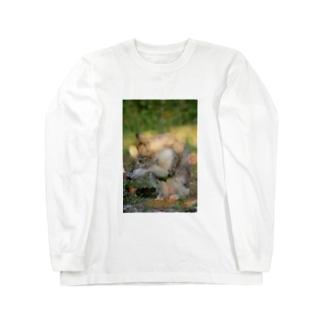 初夏。 Long sleeve T-shirts