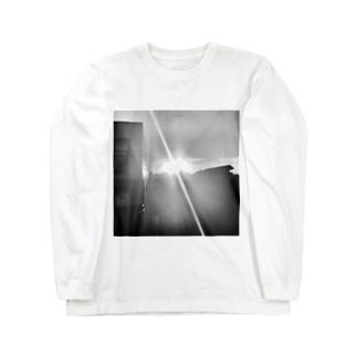 茜さす Long sleeve T-shirts