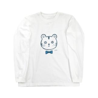 トラくん Long sleeve T-shirts