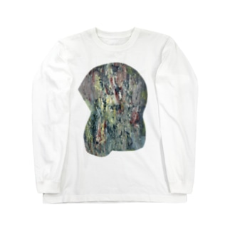 (frontのみ)いろ Long sleeve T-shirts
