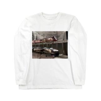 2019北急電鉄x奇車會社JAM出展記念シリーズ Long sleeve T-shirts