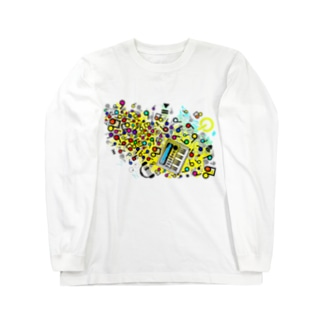 Instant_Music Long sleeve T-shirts