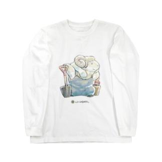LIVINGMOOL 羊 Long sleeve T-shirts