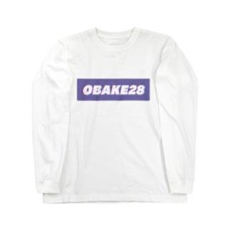 OBAKE28 Long sleeve T-shirts