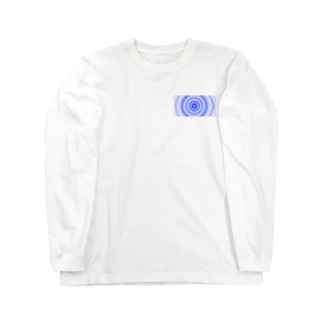 江戸切子風 Long sleeve T-shirts
