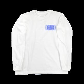Miracke Happy Bareの江戸切子風 Long sleeve T-shirts