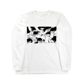 からまる Long sleeve T-shirts