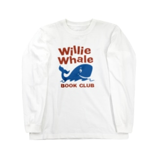 Willie Whale Long sleeve T-shirts