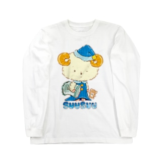 Suusuu(スースー) Long sleeve T-shirts