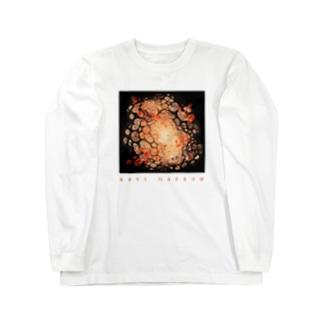 骨髄 Long sleeve T-shirts
