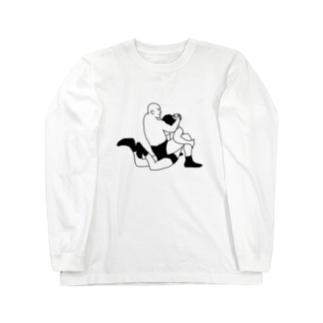 キャメルクラッチ Long sleeve T-shirts
